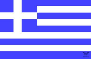 Flagge-Griechenland-Aufkleber-8-5-x-5-5-cm-Fahne-Sticker-WHATABUS