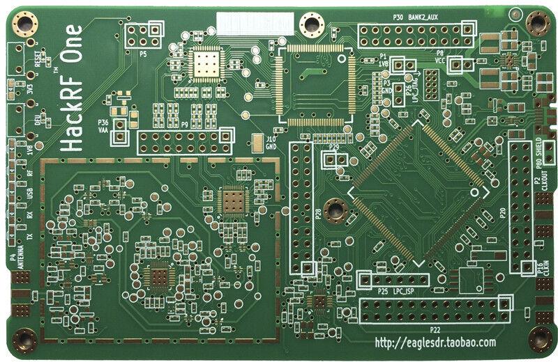 PCB For HackRF One Open Source 1MHz-6GHz SDR Platform Software Defined  Radio | eBay