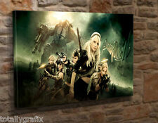 """Box canvas wall art Picture Print Sucker Punch Movie Emily Browning 18""""x32"""" JN38"""