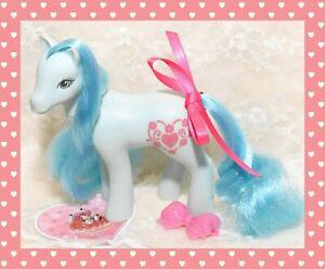 ❤️My Little Pony MLP G1 Vtg 1988 Sweetheart Sister Pretty Ponies Flower Dream❤️
