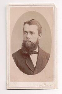 Vintage-CDV-Distinguished-Victorian-Gentleman-P-Weber-Photo