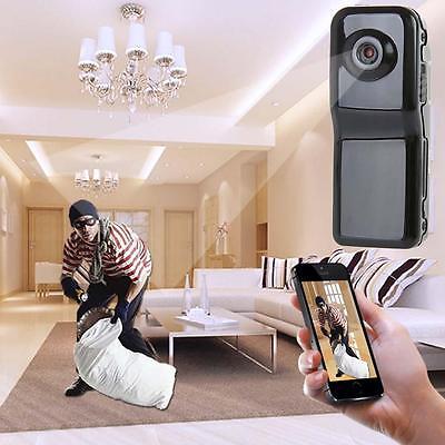 MD81 Mini WIFI/IP Wireless Spy Remotes Surveillances DV Security Micro Camera MT