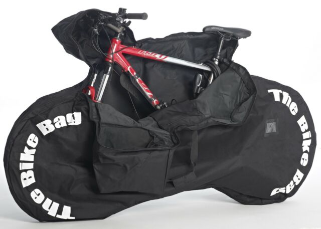 Requires No disassembling Brilliant New Black Non Padded Bike Bag