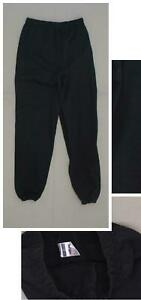 Youth Sweatpants Boys Girls Child Jerzees Elastic Bottom No Pocket S-XL NEW!