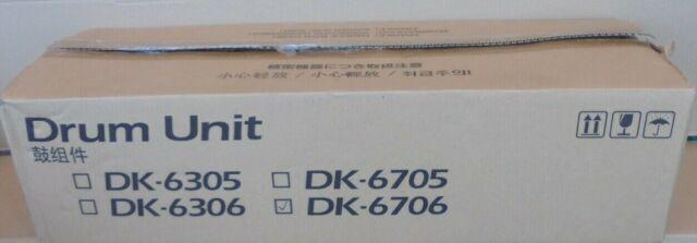 Kyocera DK-6706 DK6706 Drum Unit Trommel 302N793050 TASKalfa 6501i 8001i NEU