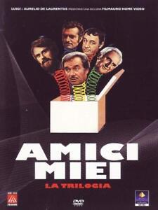 Dvd-Amici-Miei-LaTrilogia-3-Dvd-NUOVO