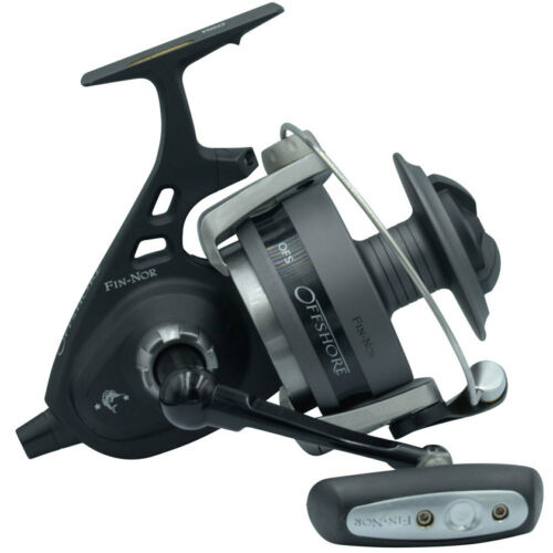 Fin-Nor Offshore OFS 6500A Series Spin Fishing Spinning Reel Free Line