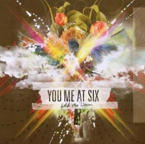 YOU-ME-AT-SIX-Hold-Me-Down-2010-12-track-CD-album-NEW-SEALED