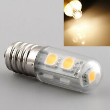 E14 7LED 5050SMD 1W/220V Candle Light Lamp Home Fridge Corn Bulb Warm White!