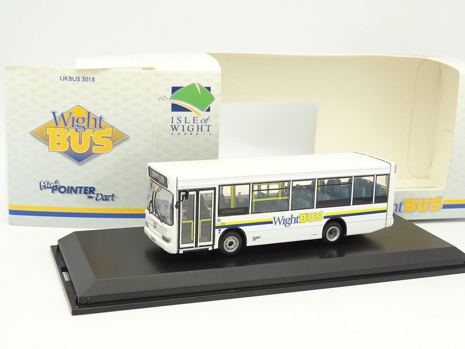 Creative Master 1 76 - Bus Autobús Dennis Mini Pointer Dart Isle of Wight