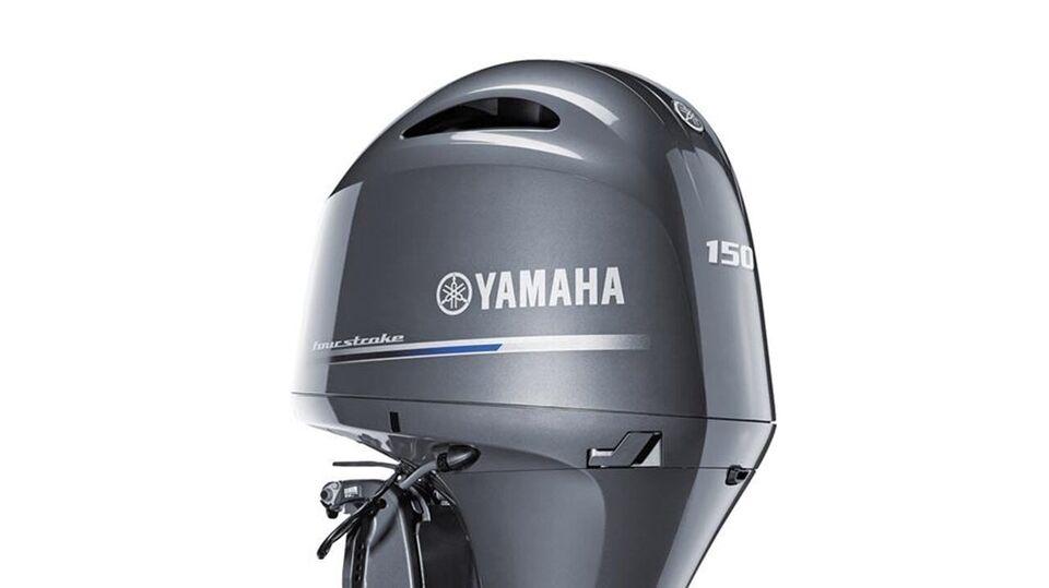 påhængsmotor Yamaha, hk 150, benzin
