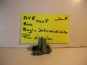 JOUEF / CHAMPAGNOLE  NEUF  RARE BOGIE INTERMEDIAIRE POUR  AVE  EUROMED