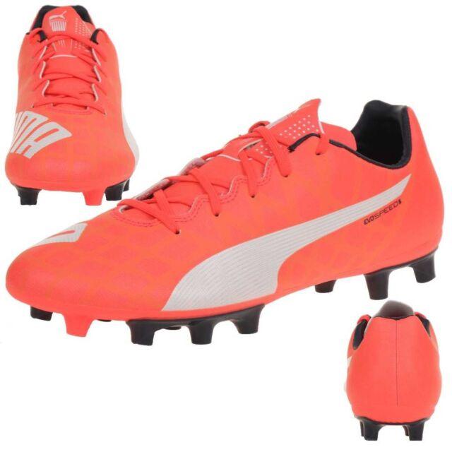 c549604321d13b PUMA evoSPEED 5.4 FG Jr Children s Football Shoes 103293 01 UK 5