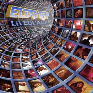 ELDRITCH-Livequake-2CD-DVD-2008-Digipak-Melodic-Progressive-Metal