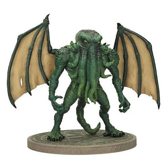 Cthulhu H.P. Inch Lovecraft 7 Inch H.P. Action Figure SD Toys a673fd