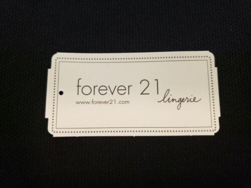 Cute satin et dentelle Forever 21 culotte-Medium