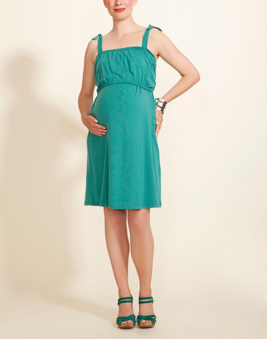 Boob Nursing sun dress - summer breastfeeding dress - ALL SIZES