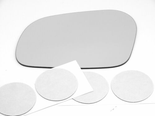 Fits 95-02 Linc Continental Left Driver Mirror Glass Lens   Fits Auto Dim Type