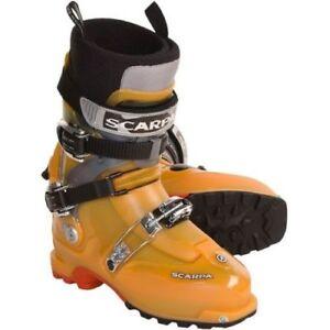 huge discount 95534 0b5de Dettagli su Scarpa Matrix scarponi da sci alpinismo a pianta larga dynafit  ski alp boot wide