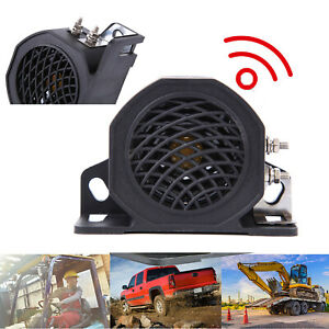 Details about Universal DC12-80V Auto Car Reversing Backup Horn Buzzer  Alarming Beeper Speaker