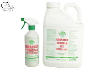 Barrier-Enhanced-Formula-Fly-Repellent-Horse-Pony-Spray-FREE-DELIVERY