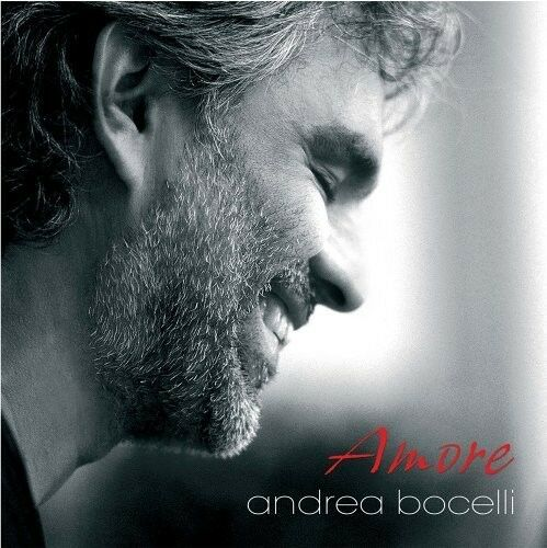1 of 1 - Andrea Bocelli - Amore [New CD]
