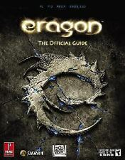 Eragon : Prima Official Game Guide by Prima Games Staff, Eric Mylonas and Bryan…