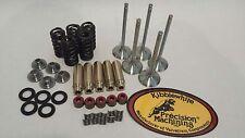 YFZ450 YFZ 450 Kibblewhite Valve Springs Head Rebuild Kit w 98mm Head Gasket
