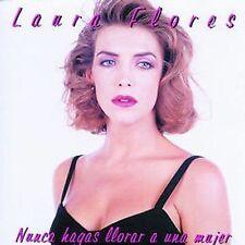 Laura Flores CD Nunca Hagas Llorar a Una Mujer