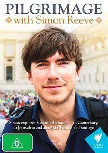 Pilgrimage-With-Simon-Reeve-DVD-Jerusalem-Cmaino-de-Santiago-NEW-SEALED