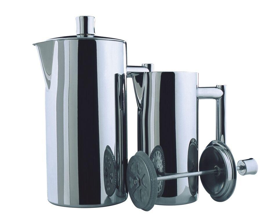 Caffè zubereiter di Alfi di alta qualità in acciaio inox lucidata in due dimensioni