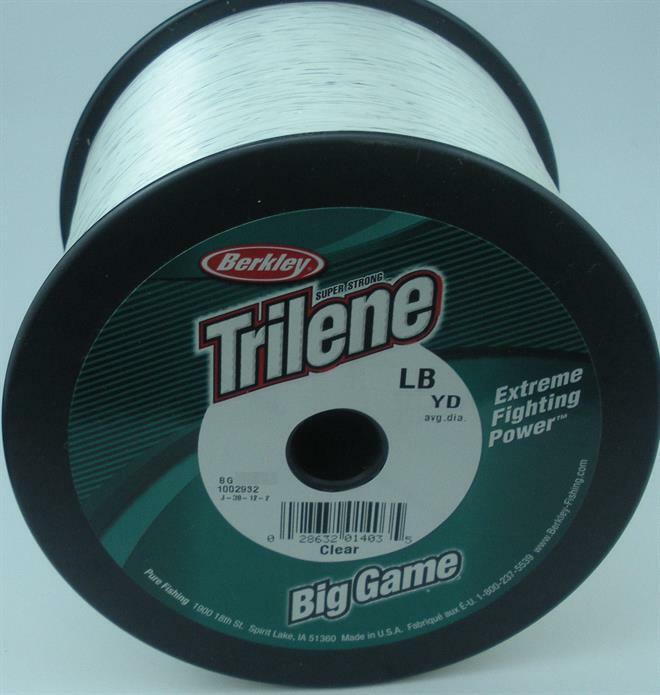 Berkley 1002986 BG325-15 25 Lb Big Game Monofilament Line 3  Lb Spool Clear 10536  100% price guarantee