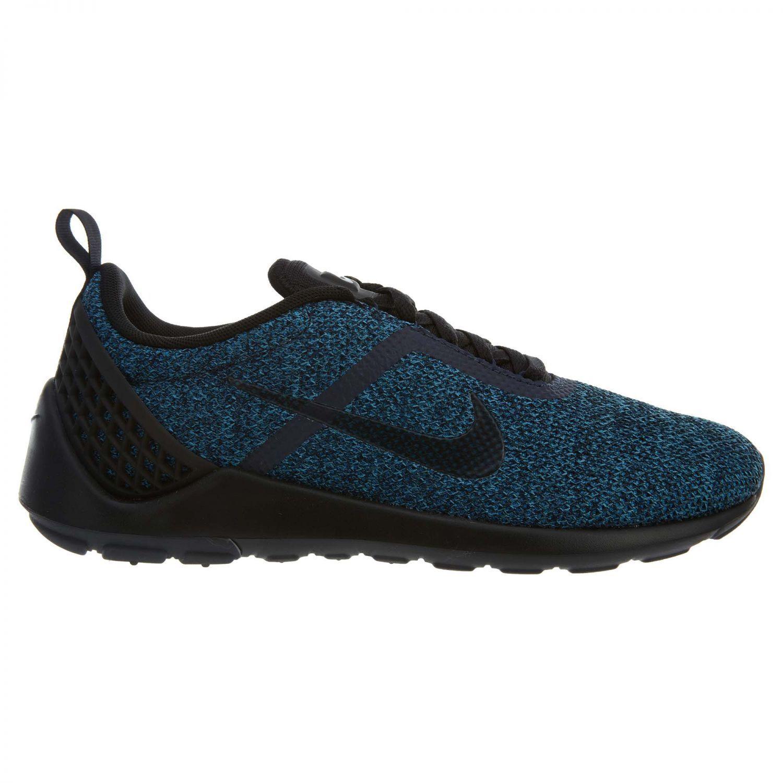 Nike Lunarestoa 2 SE Mens 821772-400 Photo blueee Black Running shoes Size 10