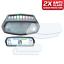 Dashboard Screen Protector Anti-Glare 2 x DUCATI DIAVEL 2011