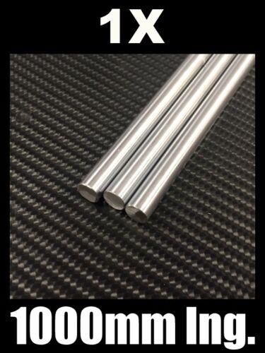 16mm Linear Motion shafts Hard Chrome 400mm//500mm//600mm//800mm//1000mm Lengths