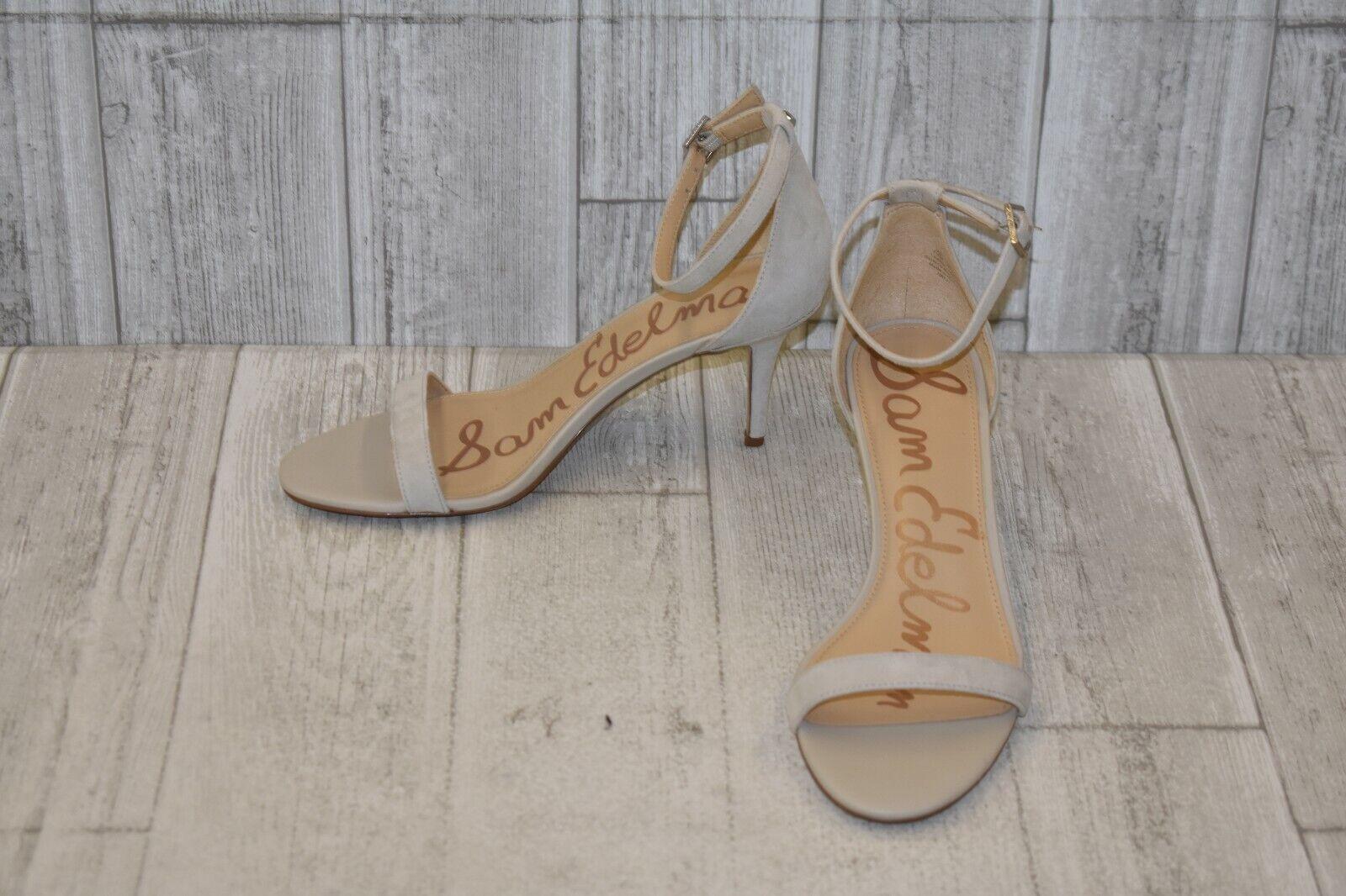Sam Edelman Patti Strappy Sandal Heel - Women's Size 9.5 M - Grey