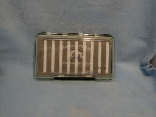 Orvis Double-Sided Fly Box Large