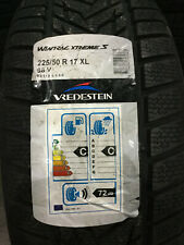4 New 225 50 17 98v Vredestein Wintrac Xtreme S Snow Tires Fits 22550r17