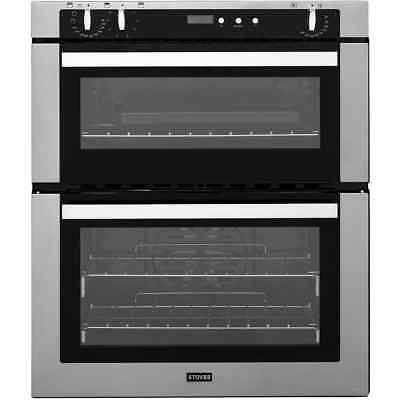 Stoves SEB700FPS Built Under Electric Double Oven 60cm Double Cavity Stainless