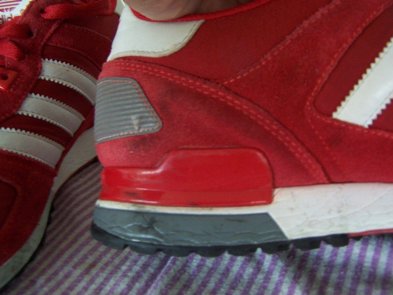 Adidas bei jungen roten laufen retro (2010) - schuhe größe 9,5 (2010) retro 5bdf91