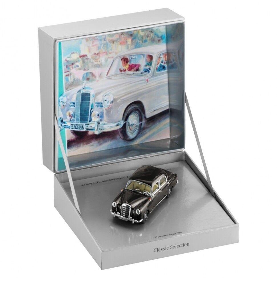 Minichamps mercedes - benz 180  60 jahre ponton - modell  auto 1 43 b66041025 echte