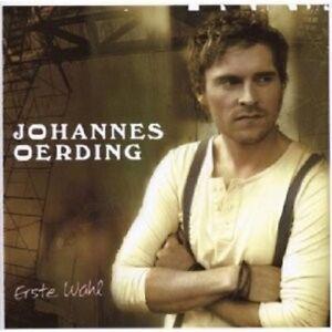 "Johannes oerding ""prima scelta"" CD NUOVO"