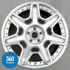 "GENUINE BENTLEY 20"" MULLINER CONTINENTAL GT GTC 2 PIECE ALLOY WHEEL 3W0601025BA"