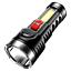New Waterproof Lamp Ultra Bright Work Spotlight Flooding Powerful LED USB Torch