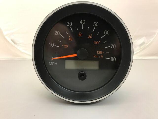 NEW! Kenworth 5 Inch Speedometer W/Trip 900 Series GENIII (SECOND REV)