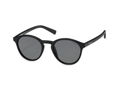 Occhiali da Sole POLAROID PLD 1013//S nero lucido grigio polarizzato D28//Y2