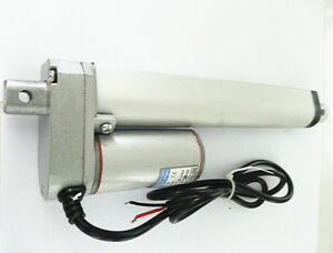 New-2-50mm-Stroke-Trip-12V-DC-Linear-Actuator-133lbs-60kg