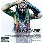 Icon 2 [PA] by Rob Zombie (CD, 2010, 2 Discs, Geffen)