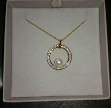 CHRIST Pearls Collier Kette Gold Gelbgold 279 € NEU