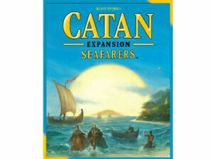 Catan Seafarers Expansion Board Game